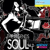The Legends Of Soul Vol. 2 (Mixed Compilation For Fitness & Workout - 135 Bpm / 32 Count) de Various Artists