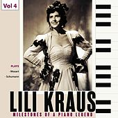 Milestones of a Piano Legend: Lili Kraus, Vol. 4 de Lili Kraus