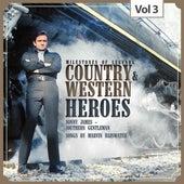 Milestones of Legends: Country & Western Heroes, Vol. 3 de Sonny James
