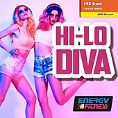 Hi-Lo Diva (Mixed Compilation For Fitness & Workout 145 Bpm / 32 Count) di Various Artists