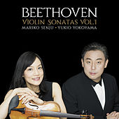 Beethoven: Violin Sonatas Vol.1 de Mariko Senju