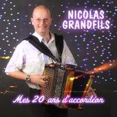 Mes 20 Ans d'accordéon by Nicolas Grandfils