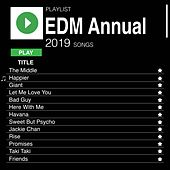 EDM Annual 2019 di D.J. Mash Up