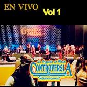 En Vivo Con, Vol. 1 de La Orquesta de Moda Controversia Internacional