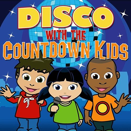 Disco With The Countdown Kids by The Countdown Kids