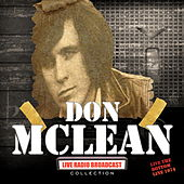 Don McLean - Live The Bottom Line April '74 van Don McLean