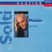 Mahler: Symphony No.3 by Helen Watts