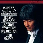 Mahler: Symphony No.7/Kindertotenlieder by Boston Symphony Orchestra