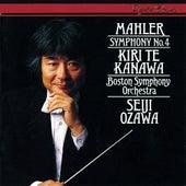 Mahler: Symphony No.4 by Kiri Te Kanawa