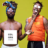 Up (A Colors Show) de EARTHGANG