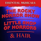 Essential Musicals: Rocky Horror Picture Show, Little Shop Of Horrors, Hair by Stage Sound Unlimited