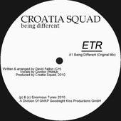 Being Different de Croatia Squad