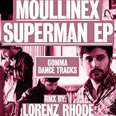 Superman EP de Moullinex