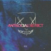 Antisocial District de Diz'one