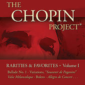 Chopin Project - Rarities & Favorites Volume 1 de The Music Of Life Orchestra