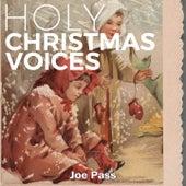Holy Christmas Voices van Joe Pass