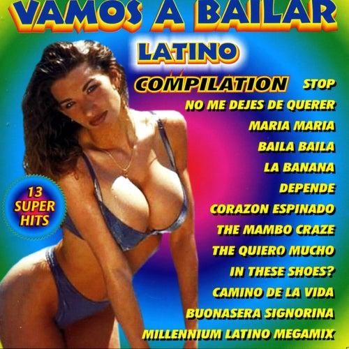Vamos a bailar latino compilation by Various Artists