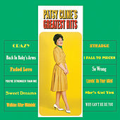 Patsy Cline's Greatest Hits by Patsy Cline