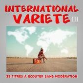 International Variété, Vol. 3 by Multi-interprètes