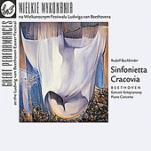 Great Performances At The Ludwig Van Beethoven Easter Festival: Beethoven Piano Concertos Nos. 3 & 4 by Rudolf Buchbinder