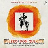 R. Strauss: Don Quixote – Ravel: Bolero de West Eastern Divan Orchestra