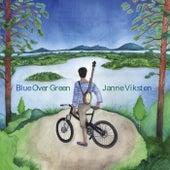 Blue over Green by Janne Viksten