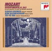 Mozart: Divertimento in E-Flat Major, K. 563 de Kim Kashkashian