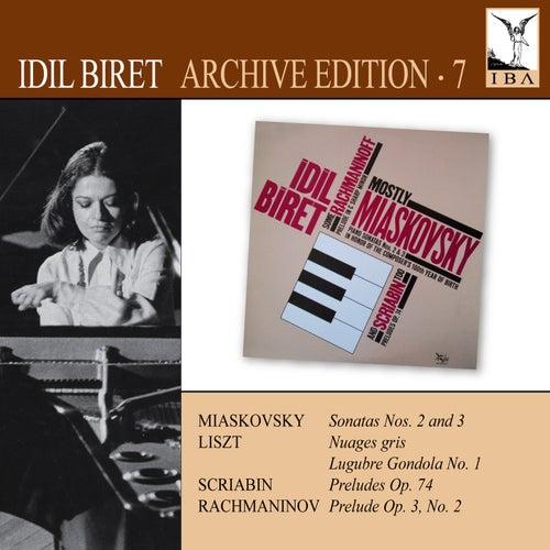 Idil Biret Archive Edition 7 by Idil Biret