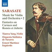 Sarasate: Music for Violin and Orchestra, Vol. 2 by Various Artists