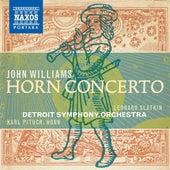 Williams: Horn Concerto von Various Artists