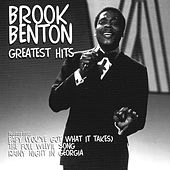 Greatest Hits: Brook Benton von Brook Benton