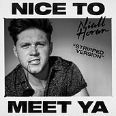 Nice To Meet Ya (Stripped Version) di Niall Horan
