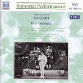 Mozart: Don Giovanni de Various Artists