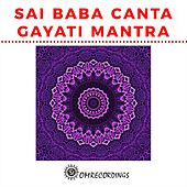 Sai baba canta gayatri mantra by tea
