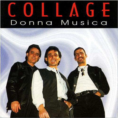 Donna Musica by Collage