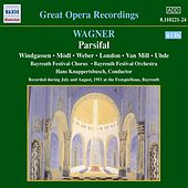 Wagner, R.: Parsifal (Bayreuth / Knappertsbusch) (1951) by Various Artists