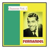 Chansons, vol. 1 von Fernandel
