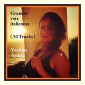 Grandes voix italiennes (50 Tracks) de Carlo Buti, Beniamino Gigli, Enrico Caruso, Tito Schipa