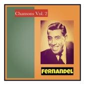 Chansons, vol. 2 von Fernandel