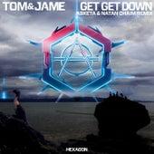 Get Get Down (Asketa & Natan Chaim Remix) by Tom & Jame