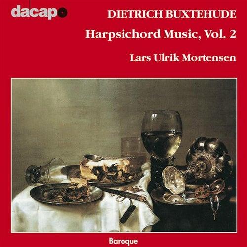 Buxtehude: Harpsichord Music, Vol.  2 by Lars Ulrik Mortensen