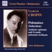 Chopin: Polonaises (Selection) (Rubinstein) (1934-1935) by Arthur Rubinstein