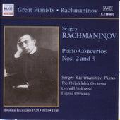 Rachmaninov: Piano Concertos Nos. 2 and 3 (Rachmaninov) (1929, 1940) by Various Artists