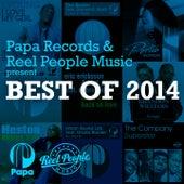 Papa Records & Reel People Music present Best of 2014 de Reel People