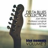 Delta Blues Collection: Blue Moments, Volume 3 de Various Artists