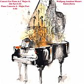 Mozart Concert for Piano Vol. 1 by Wolfgang Amadeus Mozart