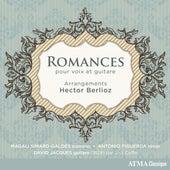 Berlioz: 25 Romances de Magali Simard-Galdès