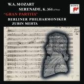 Mozart: Serenade, K. 361 von Zubin Mehta