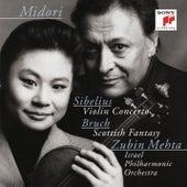 Sibelius: Violin Concerto, Op. 47 & Bruch: Scottish Fantasy, Op. 46 von Midori
