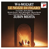 Mozart: Le nozze di Figaro, K. 492 von Zubin Mehta
